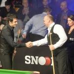 SocialXChange îți dă posibilitatea să-i vezi în acțiune pe Ronnie O`Sullivan şi Mark Selby