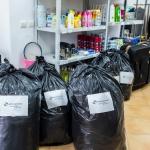 Magazinul SocialXChange din Sectorul 6 continuă acţiunile caritabile
