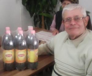 Comunitatea Sectorului 6 a primit o donaţie de 13.680 sticle de  Lipton Ice Tea