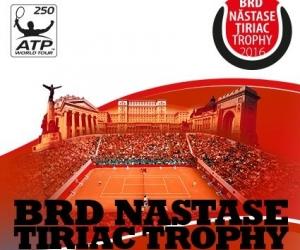 Donează şi câştigă 2 bilete la Turneul ATP-BRD Năstase-Țiriac Trophy 2016