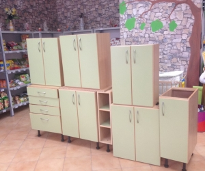 Un set complet de mobilă pentru bucătărie  îi aşteaptă pe beneficiarii Magazinului SocialXChange din Sectorul 6