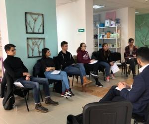 Studenții, alături de beneficiarii serviciilor sociale din Sectorul 6