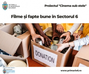 Filme și fapte bune în Sectorul 6