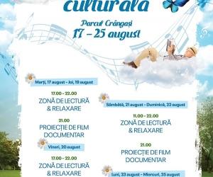 Vara culturală și faptele bune în Sectorul 6